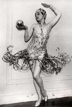 Danseur Maria Ley, 1926. @ Deidre Wallace
