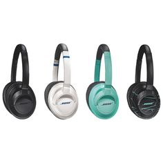 Bose SoundTrue Over-Ear Headphones - perfect for a long commute!