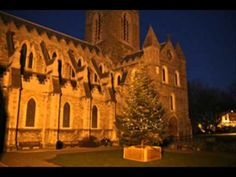 God Rest Ye Merry Gentlemen - Choir of Christchurch Cathedral, Dublin. Beautiful pacing...I prefer traditional carols to sound,,,,traditional.