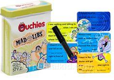 Mad Libs Bandages