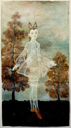 Anne Siems: Paintings 2011