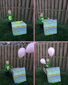 Second baby gender reveal