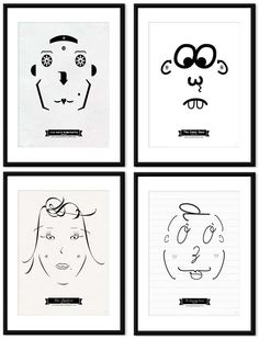 Fonts to Faces: 9 Personality-Rich Typographies as Portraits