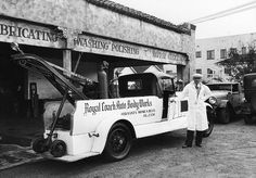 Vintage Tow Trucks and Wreckers