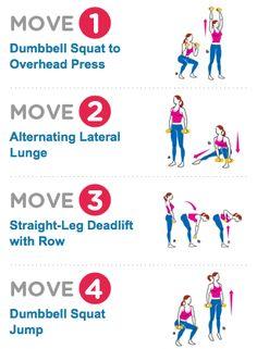 Quick legs workout