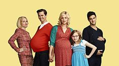 The cast of The New Normal / #NewNormal