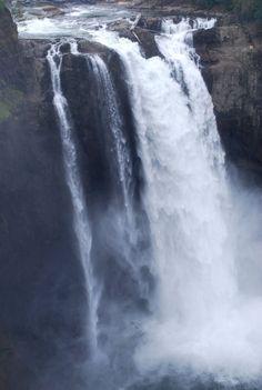Snoqualmie Falls – Washington, USA  Photo by Pamela MacNaughtan