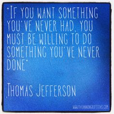 Thomas Jefferson #quote for #inspiration