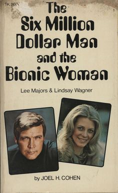 Vintage The Six Million Dollar Man and the by PaperbackHoarder, $4.00
