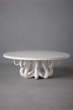 Tentacled Server Cake Stand in SHOP Décor For the Table at BHLDN