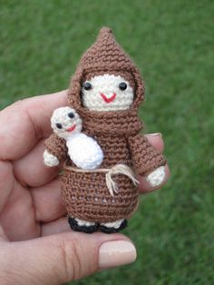 """Crochet  """"Santo Antonio"""""""