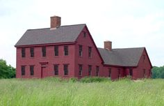 Salt Box Farmstead. The red is great need a different color door standard plan, farmington saltbox, saltbox addit, floor plan, cch red, saltbox standard, red saltbox, saltbox color, saltbox cch