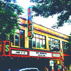 State Street Theater. Ithaca, NY.