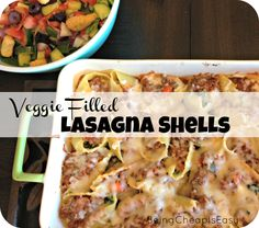 Lasagna Shells via Being Cheap is Easy