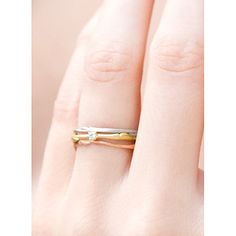 WILLOW STACKABLE WEDDING RINGS   Willows, Branches, Ring, Weddings, Bride, Branch, Bridal, Engagement   UncommonGoods
