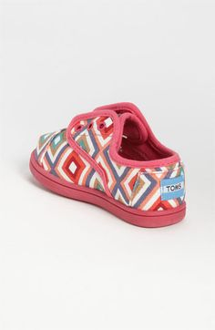 TOMS 'Cordones - Tiny' Slip-On (Baby, Walker & Toddler)   Nordstrom