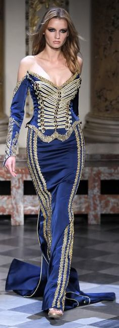 fashion dresses, blue, fashion styles, zuhair murad, latest fashion, women's jeans, gown dresses, military ball, costume parties