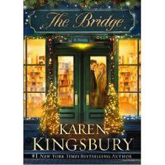 The Bridge by Karen Kingsbury.  FINALLY something else besides the Baxters.