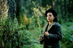 My new style icon and heroine is Ofelia from Pan's Labyrinth (directed Guillermo del Toro 2006, Mexico) Set in post-Spanish Civil War. Magical, beautiful, scary. Kicks Hollywood butt.