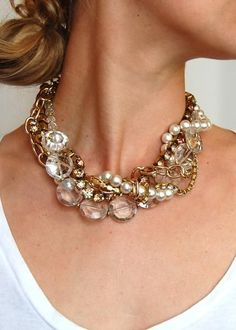 Chunky Baubble Necklace