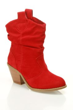 Little red boots