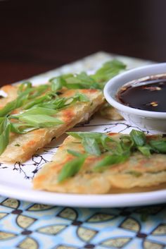 Scallion Pancakes by Jeff and Erin's pics, via Flickr