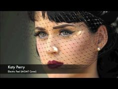 Katy Perry - Electric Feel (MGMT Cover) Love this! perri cover, kati perri, electr feel