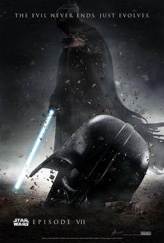 Star Wars VII Posters