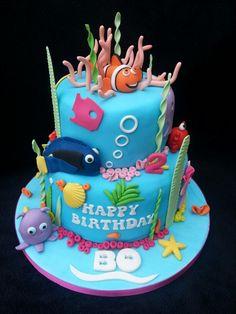 Nemo Cake Decorating Kit : Finding Nemo Cake Decoration Kit