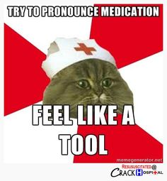 Every time. Its even worse when the patient corrects you.