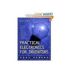 Practical Electronics for Inventors 2/E --- http://www.amazon.com/Practical-Electronics-Inventors-2-E/dp/0071452818/?tag=pinterest1061-20