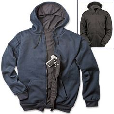 "NRA has a ""Concealed Carry Hooded Sweatshirt"" #trayvon #shakeshead #signsoftheapocalypse"