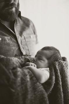 #dad #baby