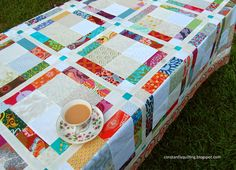 Constantly Quilting: Updating, Updating and more Updating!