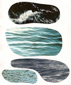 Organic Shapes of Photos