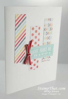 Hello, Lovely Stampin' Up! Stamp Set