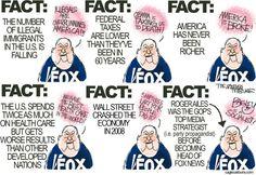 Fact Checking Fox