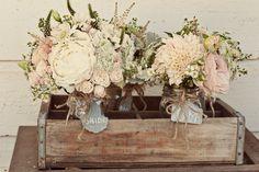 this arrangement looks so organic