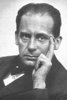 Walter Gropius.
