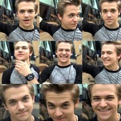 His facial expressions are the cutest
