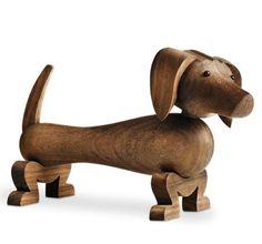 kay bojesen, dogs, doxi, wiener dog, danish, wooden toys, dachshunds, wooden dog, design