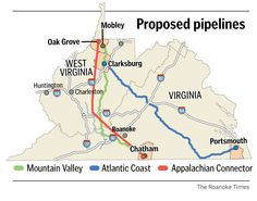 Proposed Pipelines i