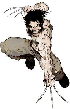 Wolverine by deathbox-was-taken.deviantart.com