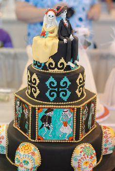 One Room Schoolhouse: Cake, cake, cake!
