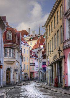 Tallinn, Estonia by Filippo Bianchi