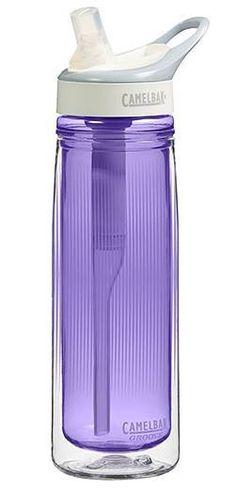 self filtering water bottle