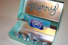 Gift Card Box Tutorial - Splitcoaststampers