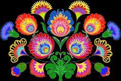 Wycinanki / polish paper cutting patterns