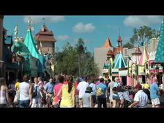 Fantasyland (Magic Kingdom) Sights & Sounds. We can't wait until the expansion!!!