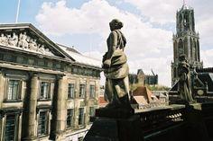 Stad Utrecht, the city of Utrecht The Netherlands, Domtoren